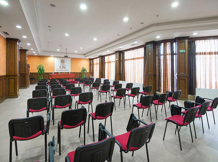 Hosting conferences