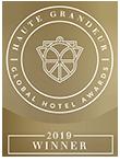 Международных гостиничных приза Haute Grandeur 2019 за отель Свети Спас Велинград
