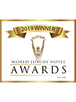 Награда Best Luxury Hot Spring Hotel in Europe for 2019 за отель Свети Спас Велинград-Лучший отель с термальной водой в Европе за 2019 год