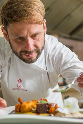 Chef Ivaylo Dyulgerov