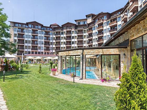 Balneo Hotel Saint Spas 5 * Velingrad