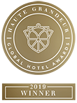 Global hotelier awards Haute Grandeur 2019 for Hotel Saint Spas Velingrad
