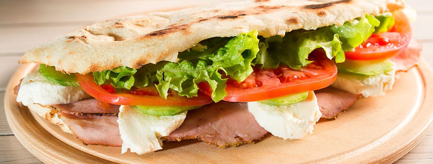 Бутерброд Свети Спас