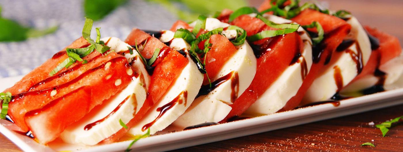 Capreze salad-Balneo Hotel Saint Spas Velingrad