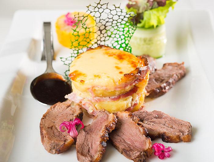Duck magret-Balneo Hotel Saint Spas Velingrad
