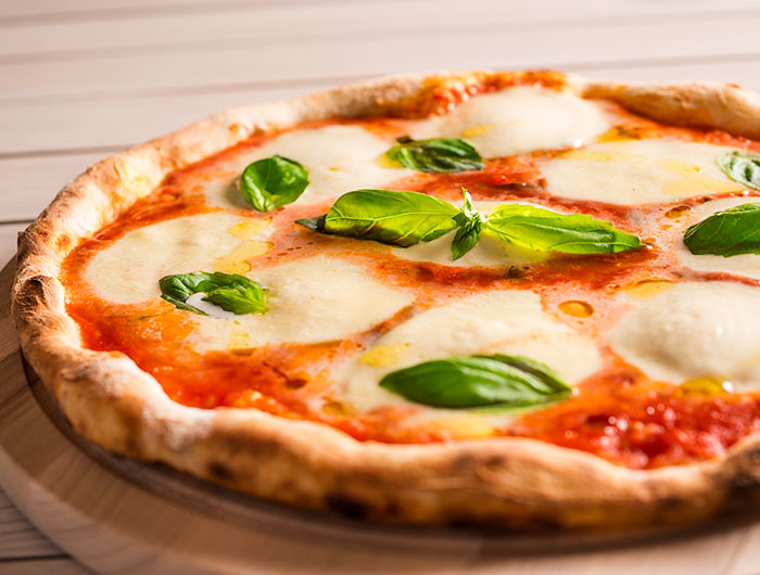 Pizza Margarita-Balneo Hotel Saint Spas Velingrad