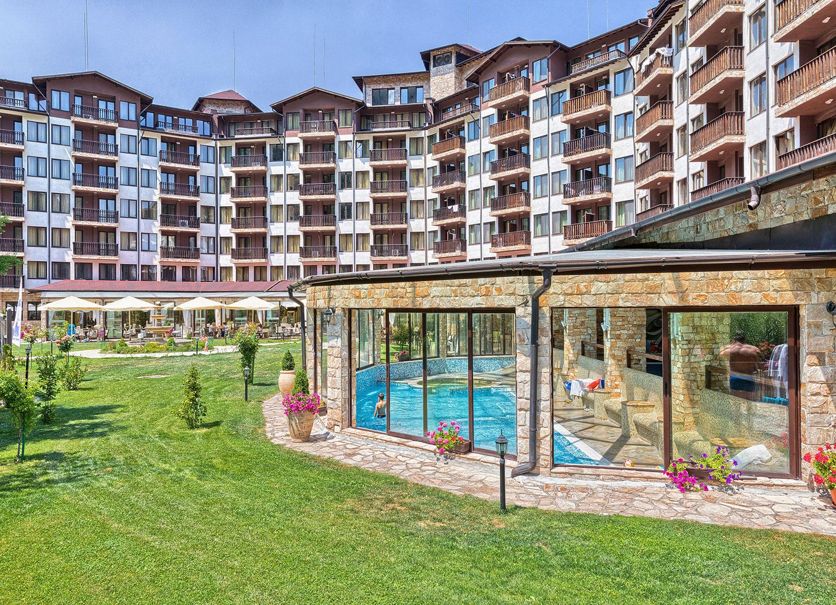Промо цени в хотел Свети Спас Велинград