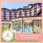Balneo Hotel Sveti Spas nai-luksozniat hotel s termalna voda v Europa za 2019