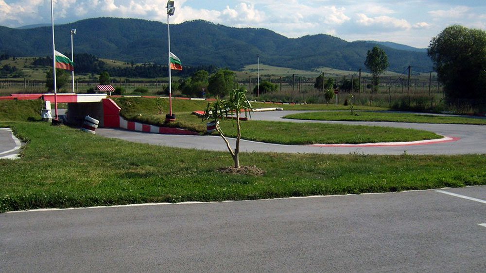Carting track Velingrad-Teambuilding in a Saint Spas Velingrad