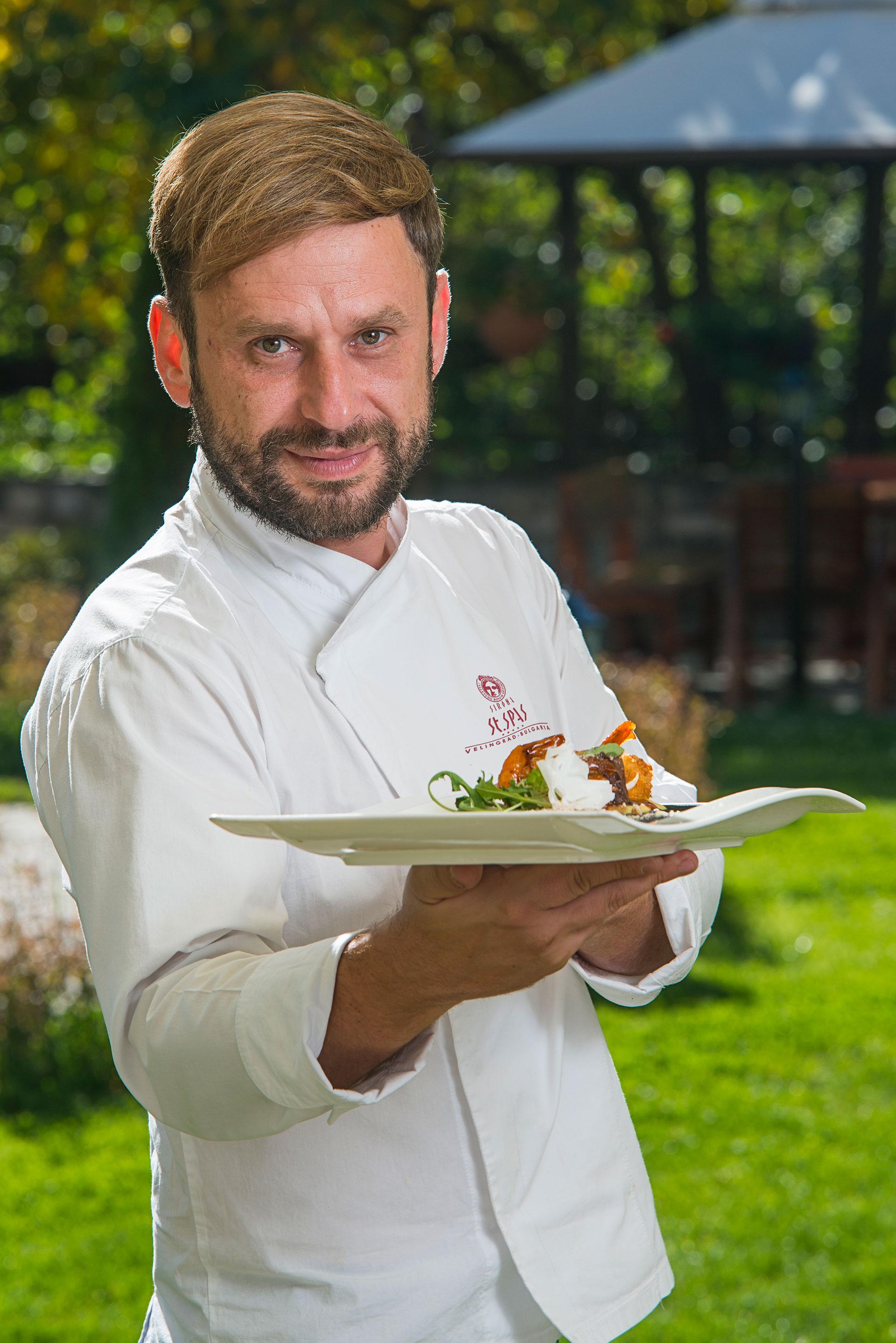 Culinary temptations at Hotel Saint Spas Velingrad