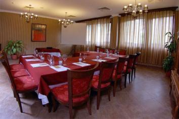 Конференц-зал Клептуза в отеле Свети Спас Велинград